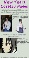 Cosplay Meme :3 by Stoofpot