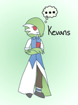 Kevans by BlueMan282