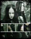 Wednesday 13 and Joey Jordison by xMasqueradedFacesX