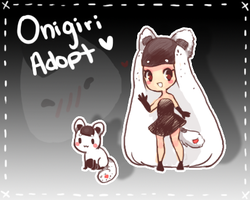 Onigiri Adoptable  CLOSED by Getanimated