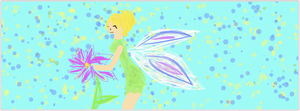 tinker bell? by HotChiliPenguin