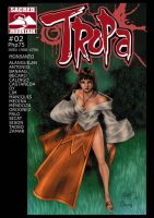 TROPA issue 2 by gammaknight