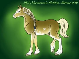 HS Narcissus's Golden Mirror 032 by BlueLadyAces