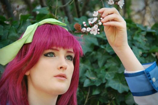 Yurippe-Blossom by UnisonCosplayers