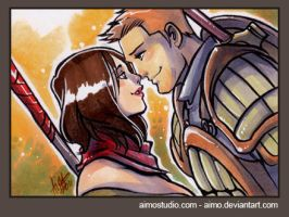 PSC - Alistair and Bethany by aimo
