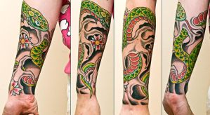 Tattoo, finished by TsuiokuHen