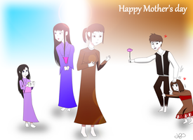 Happy Mother's day by JackFrostOverland