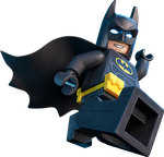 THE LEGO BATMAN MOVIE batman by PREDATOR-ASSASSIN