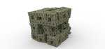 Collapsed Menger Structure by wtdx