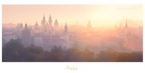 - GOLD PRAGUE - by UNexperienced