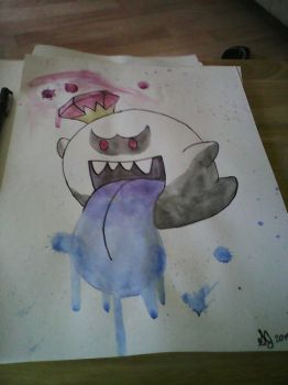 King Boo by 4-29