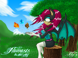 .::New Nemesis::. by Ezallyia