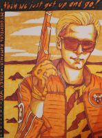 Mikey Way by Cauthorn