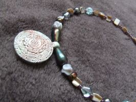 New Age Necklace by vaoni