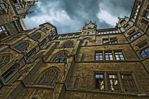 MUNICH - GOTHIC ARCHITECTURE by gameover2009