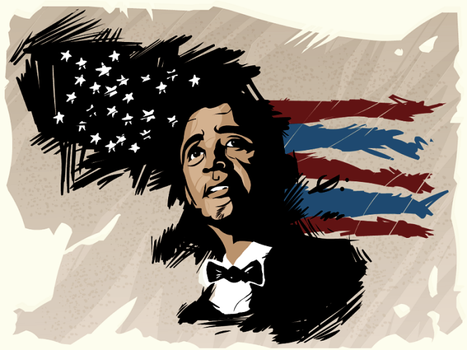 Obama Pop-Art by geereezy