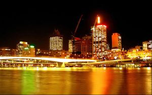 The Colours of Brisbane III by NyssaCreative