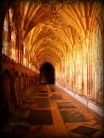 Gloucester Cathedral by AirInMotion