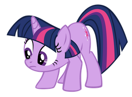 Twilight Intrigued by Bronyboy