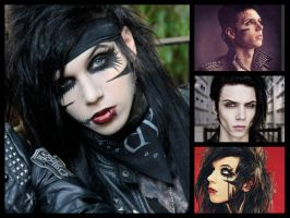 Andy Collage by Black-Jack-Attack
