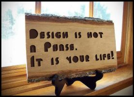 design_is_ur_life by veeradesigns
