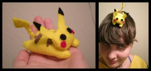 Little Pika in my Hand by pookat