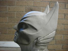 Bat-Cowl Sculpt by ZigorC