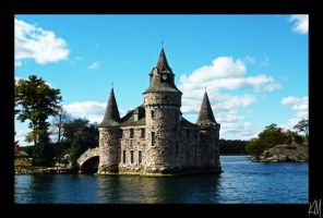 Boldt Castle Power House by broken-spirit00