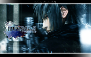 Final Fantasy Versus XIII 4 by CrossDominatriX5