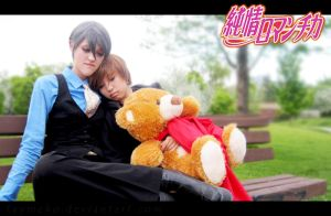 Junjou Romantica - Miday Nap by Taymeho