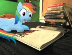 Reading Dash by GoneIn10Seconds