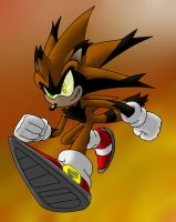 Racoon Sonic by Sweecrue