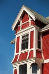 Red House, Blue Sky by AEisnor