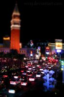 Into the Traffic - Tilt Shift by eivaj