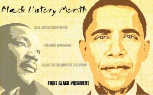 Black History Month by Photshopmaniac