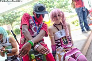 Otakon 2014 - Defiers of Fate(PS) 04 by VideoGameStupid