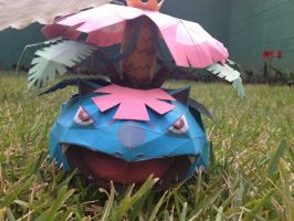 Mega venusaur! finally xD 2 by RaulBataka