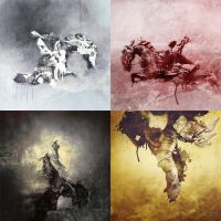 The 4 Horsemen by AraNaja