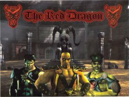 The Red Dragon by The37thChamber