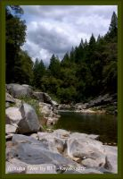 Yuba River by kayaksailor