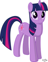 Twilight Sparkle by ecmc1093