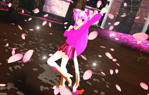 [MMD] Mir- Contest entry by khftw
