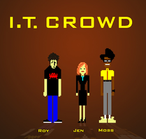 I.T. Crowd by Shabubu2