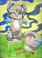 Happy Birthday Midnight-Illusions! by dragonpop1