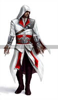 AC Brotherhood Ezio by betti357