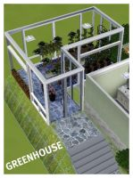 House 2 GreenHouse by arymay2013