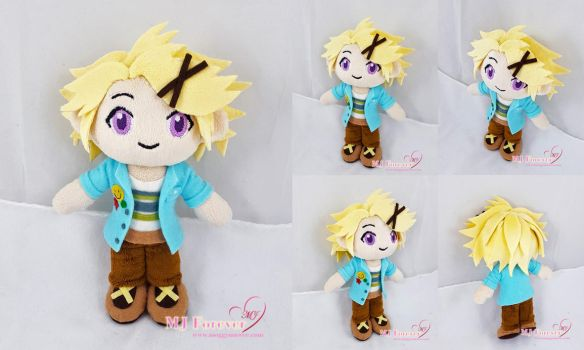 Yoosung Plush! (Mystic Messenger) by moggymawee