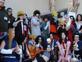 Y CON: Naruto Gathering by dreams-celestial