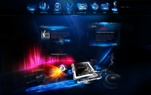 addictvewaves - dj flash porta by webdesigner1921