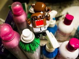 So many hair products... 19/365 by PiliBilli